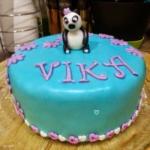 Panda Torte