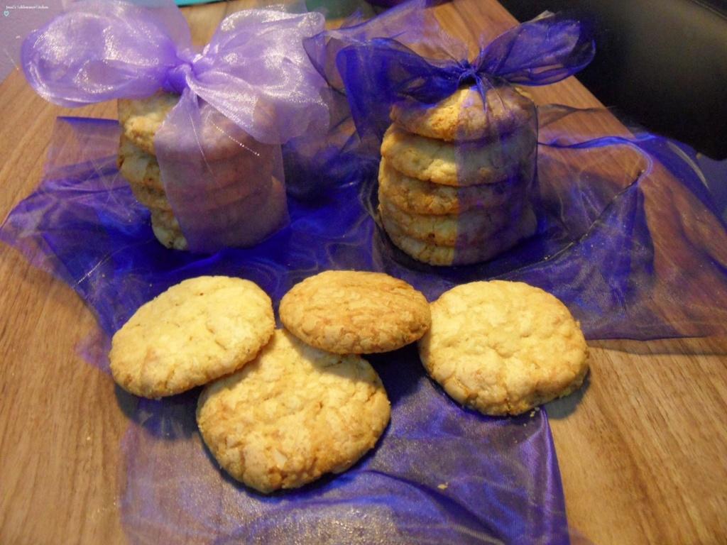 Rezept: White-Chocolate-Macadamia-Cookies