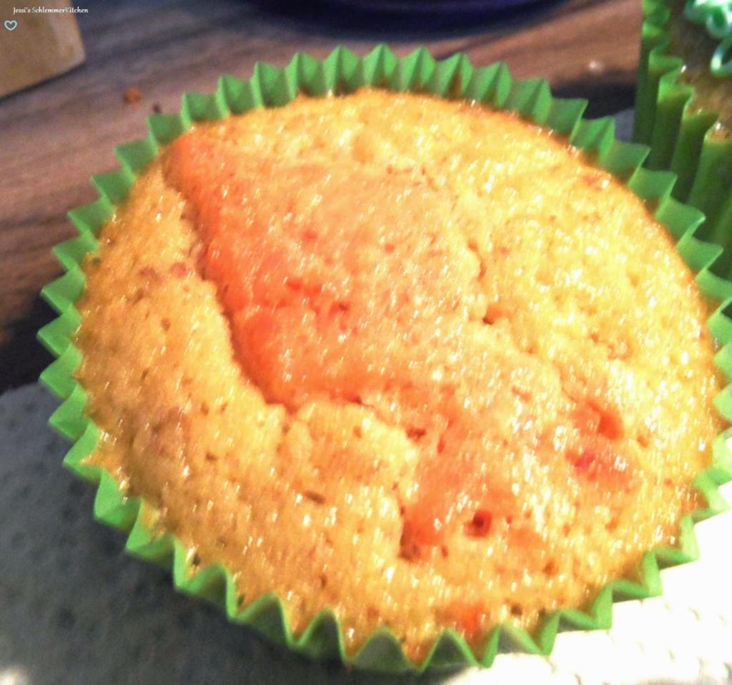 Möhren Cupcakes