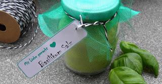 Basilikum-Salz-Gewürzsalz-selbstgemacht