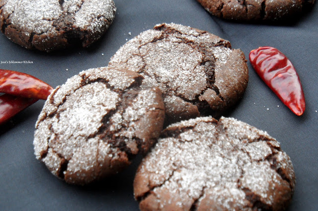 Spicy Cinnamon Cookies - Simply yummy