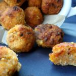 Süßkartoffel Quinoa Bällchen oder Veggie für Anfänger {Sponsored}