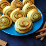 Classic rolls: Zimtschnecken mit Orange
