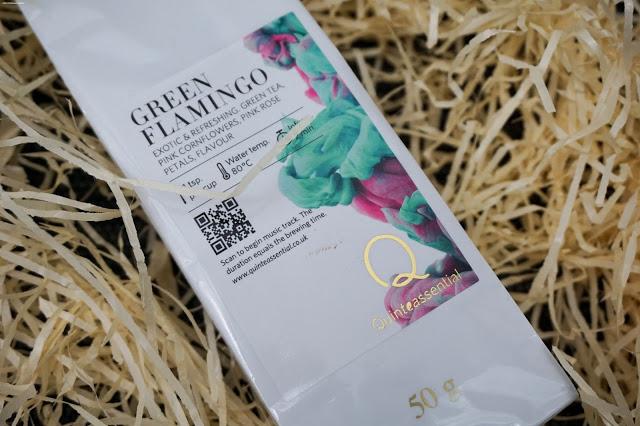 Foodist-Box-Test-Green Flamingo Tea