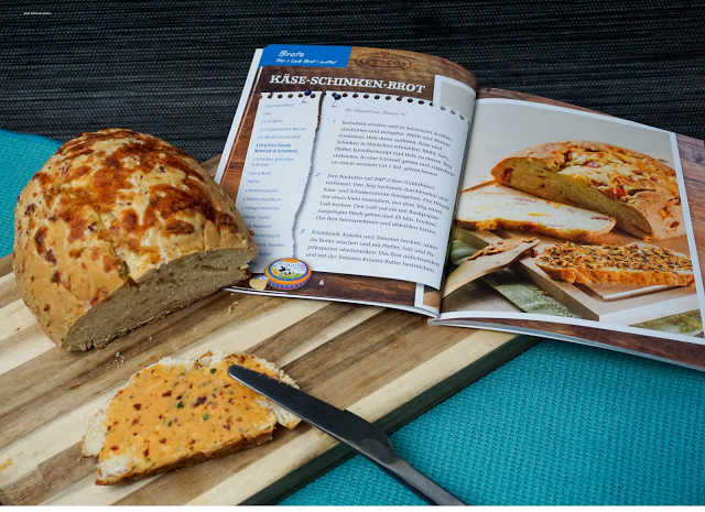 Frico-Abendbrot-Challenge-Käse-Schinken-Brot