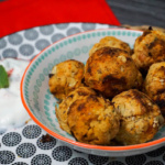 {Let's cook together} Falafel mit Minz-Joghurt
