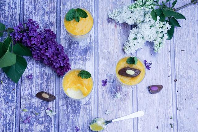 Mango Mousse - Lindt Creation Exotik