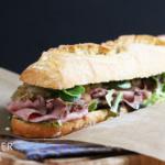 Gastbeitag von Lecker & Co. – Roastbeef-Sandwich