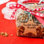Ein gesunder Start in ein neues Jahr mit selbstgemachtem Schokoladen-Müsli