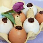 Osterkalender Türchen Nummer 16 | Kuchen in Eierschale