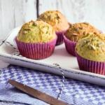 Histaminarm – Bärlauch Muffins