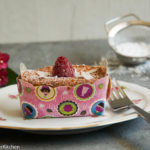 Kokos-Himbeer Mini Kuchen