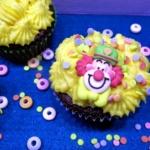 Karnevals-Cupcakes