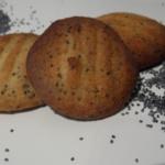 {Projekt Zuckerfrei} Zitronen-Mohn-Kekse