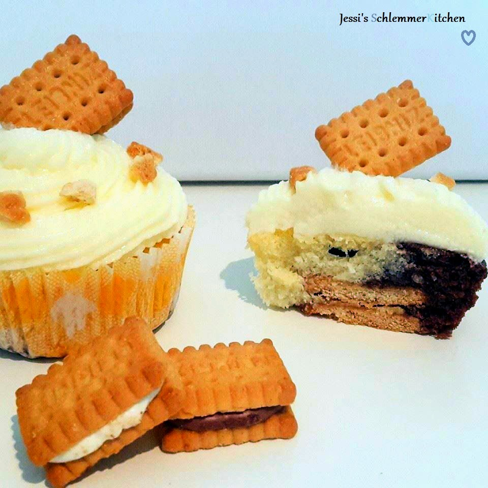 Image: Leibniz-Cream-Team-Cupcakes-Kekse