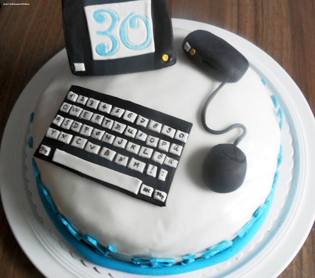 Solange Birthday Cake