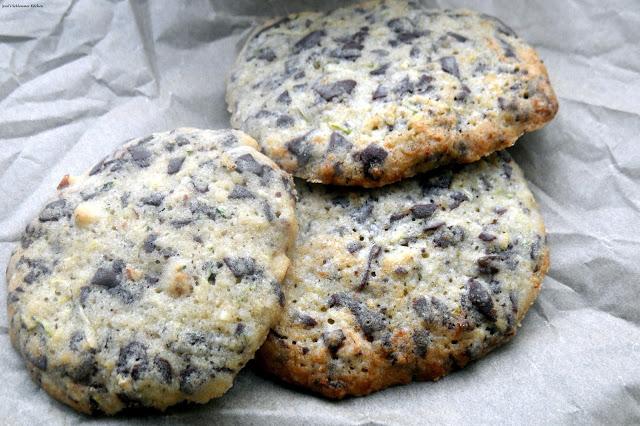 Zucchini-Schokoladen-Cookies