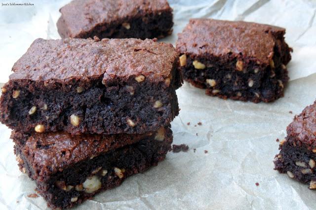 Brownies mit Nüssen