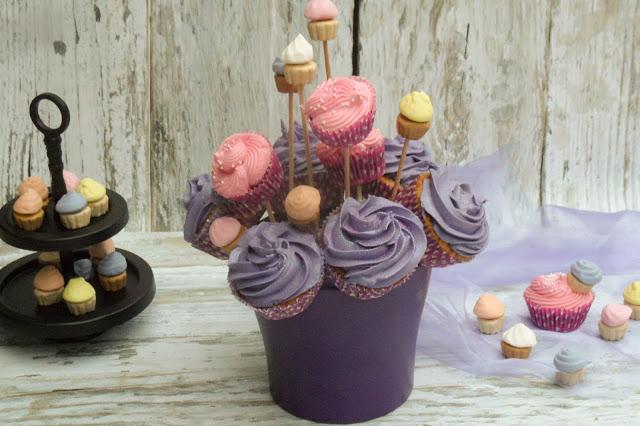 Haribo-Cupcakes-Bouquet
