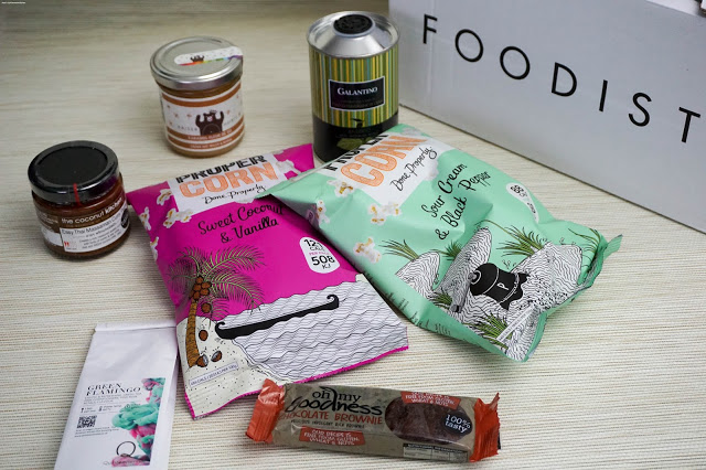 Foodist-Box-Abo-Januar-Test
