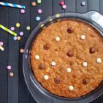 Einfach mal einfach: Riesen Vollkorn Cookie