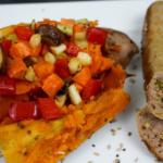 Ofen-Süßkartoffel oder Paleo für Anfänger