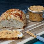 Käse-Schinken-Brot und ein Gewinnspiel [Werbung]