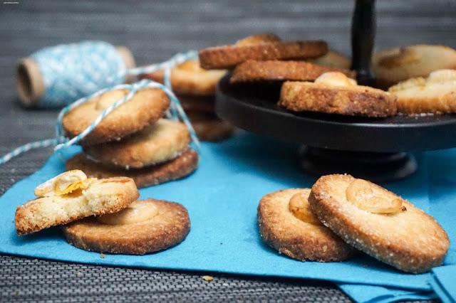 Cashew-Taler-Kekse
