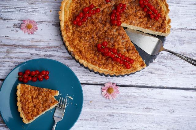Reiskuchen - Reis-Tarte