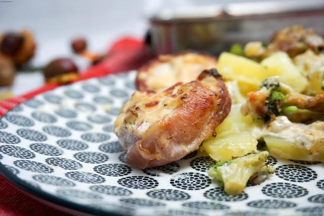 puten brokkoli kartoffel auflauf jessis blog ber food life aus aachen. Black Bedroom Furniture Sets. Home Design Ideas