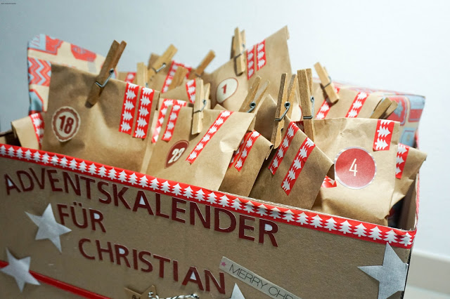 Diy Adventskalender F R Den Liebsten Und Inspirationen F R