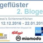 {Blogevent} Jessi's SchlemmerKitchen wird 2 [Werbung]