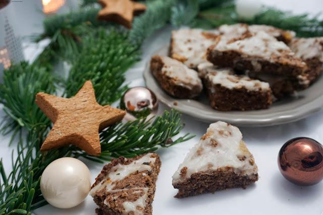 Ingwerecken - Weihnachtsbäckerei