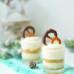 Gastbeitrag von Delicious Stories – Peanutbutter Cheesecake im Glas