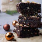 Lebkuchen Brownies