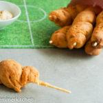 Fingerfood für die Fußball WM mit Meine Backbox [Werbung]