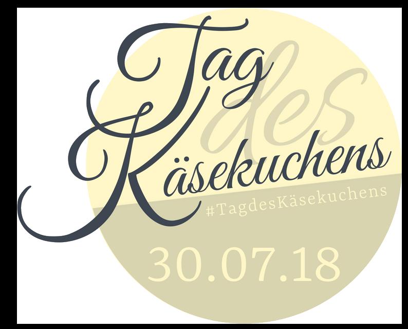 gelbes kuchendesign logos, tag des käsekuchens - omas käsekuchen - jessis schlemmerkitchen.de, Design ideen