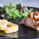 Fischfilet mit Zwieback-Kräuter-Kruste [Werbung / Gewinnspiel]