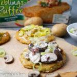 Herbstliche Kartoffel Puffer [Werbung]