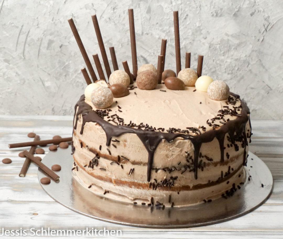 Mamorkuchen Torte Jessis Schlemmerkitchende Food Lifestyle