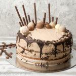 Mamorkuchen-Torte