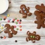 [Anzeige] Lebkuchen Weihnachtsplätzchen mit Diamant Zucker