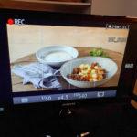Mein erster Food-Videodreh
