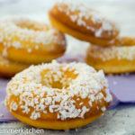 Kokosnuss Donuts