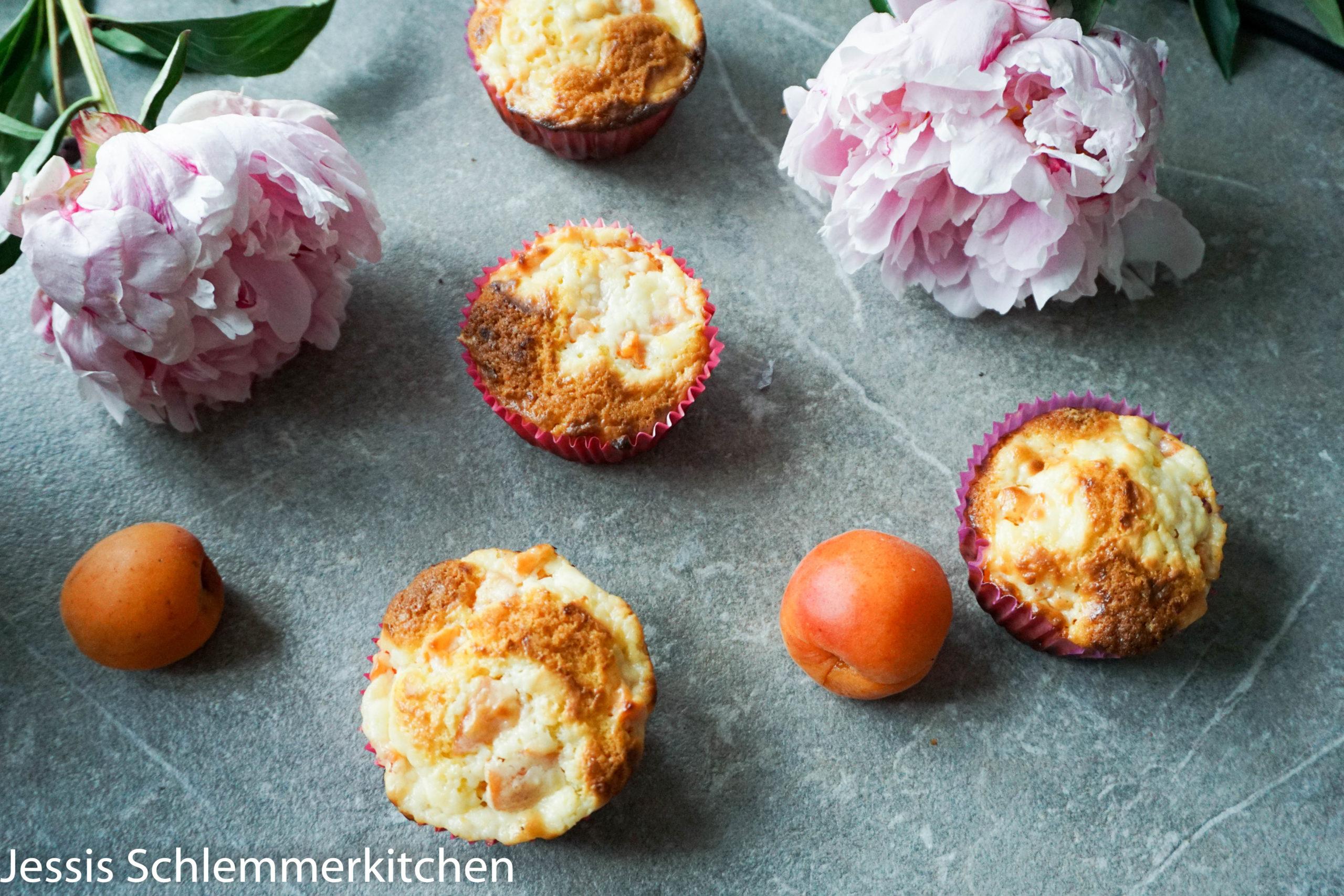 Aprikosen Muffins